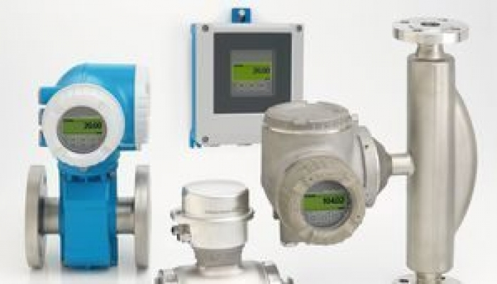 ENDRESS & HAUSER INSTRUMENTATION