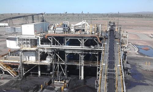 Byerwen Coal Mine